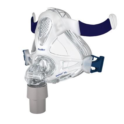 Nasen-Mund-Maske Mirage Quattro FX